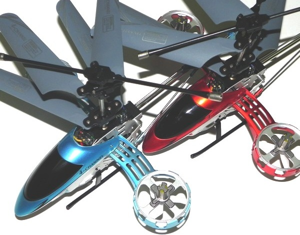 Great Deal Big BN787 Alloy 4-Channel RC Helicopter With Auto Play Function 60% off Today