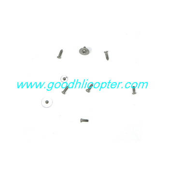 CX31 CX-31 Mini UFO quad copter parts Screw pack (used to replace all spare parts of CHEERSON CX-31 quad copter)