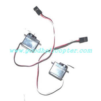 htx-h227-55 helicopter parts SERVO set (left + right)