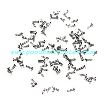ATTOP-TOYS-YD-611-YD-612 helicopter parts screw pack (used to replace all spare parts of YD-611 YD-612 helicopter)