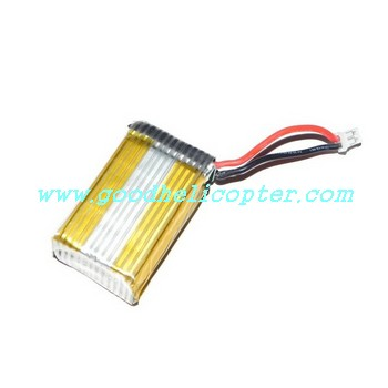 ATTOP-TOYS-YD-711-AT-99 helicopter parts battery 7.4V 600mAh