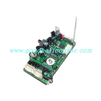 ATTOP-TOYS-YD-711-AT-99 helicopter parts pcb board