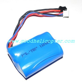 ATTOP-TOYS-YD-812-YD-912 helicopter parts battery 7.4V 1100mAh SM plug