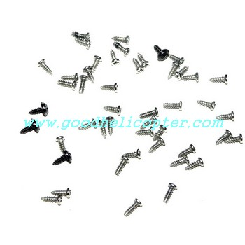 ATTOP-TOYS-NO.9808-YD-9808 helicopter parts screw pack (used to replace all spare parts of YD-9808 helicopter)