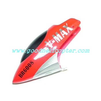 borong-br6008 helicopter parts head cover