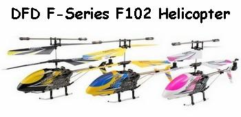 F102 Helicopter Parts