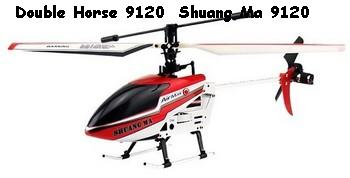 9120 Helicopter Parts