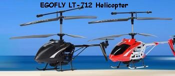 LT-712 Helicopter Parts