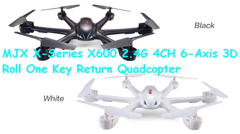 MJX X600 Quadcopter Parts