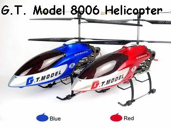 QS8006 8006-2 Helicopter Parts