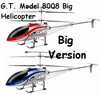 QS8008 Helicopter Parts