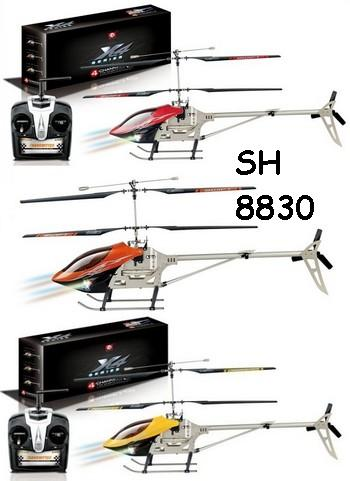 SH 8830 Helicopter Parts