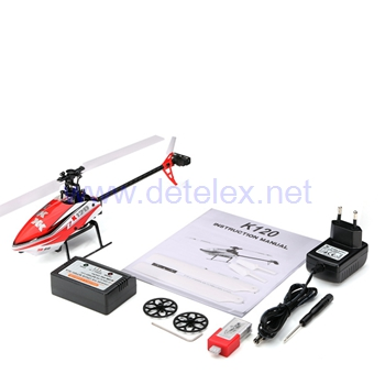 XK K120 Helicopter and Parts