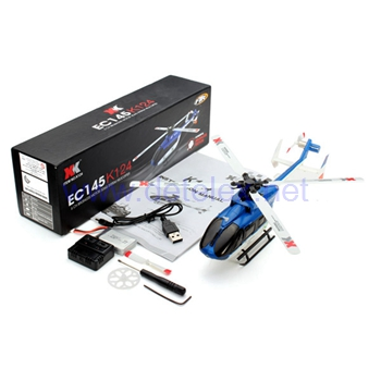 K124 EC145 Helicopter and Parts