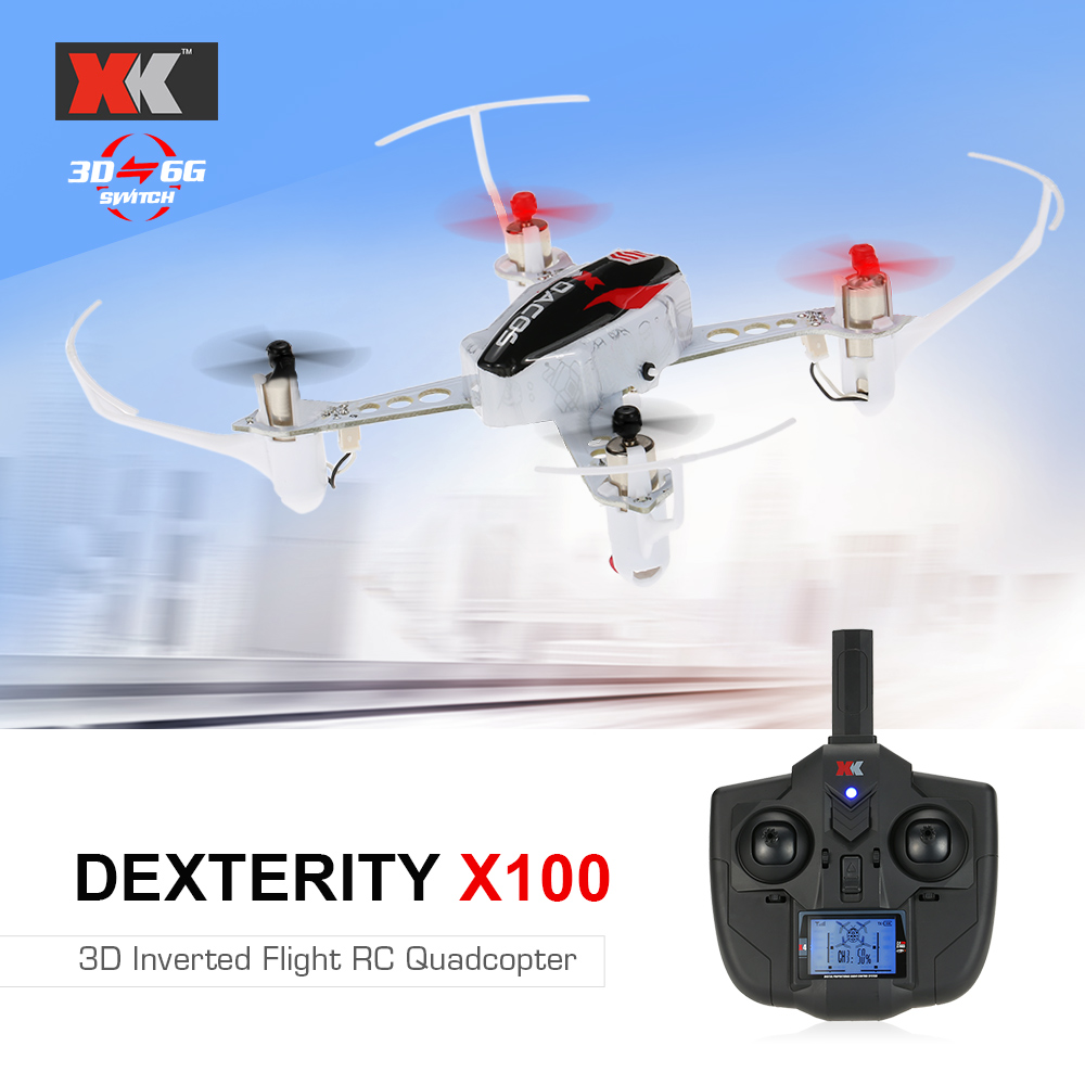 XK X100 drone and parts
