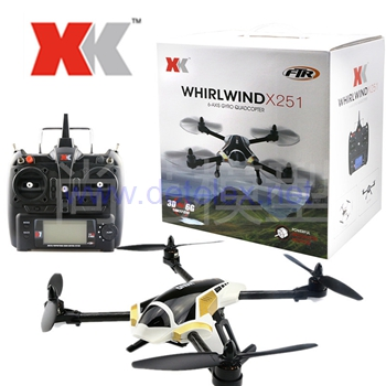 XK X251 WHIRLWIND Drone and Part