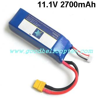 CX-20 quad copter parts CX-20-010 Battery 11.1V 2700mAh