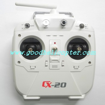 CX-20 quad copter parts CX-20-023 Remote controller