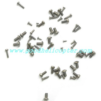 CX-20 quad copter parts Screw pack (used to replace all spare parts of CHEERSON CX-20 quad copter)