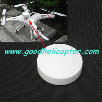 CX-20 quad copter parts the cover box for compass on body shell
