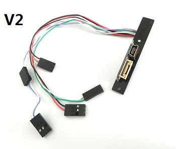CX-22 CX22 Follower quad copter parts USB adapter plug wire (V2)