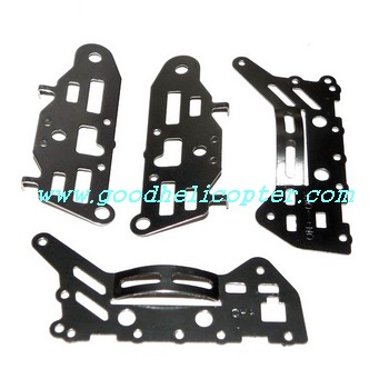 dfd-f101-f101a-f101b helicopter parts metal frame set 4pcs