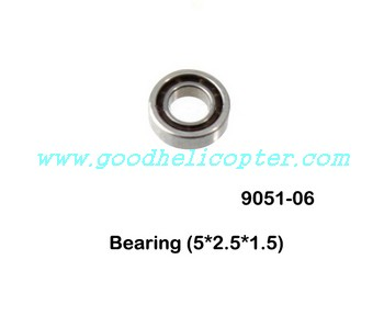 shuangma-9051 helicopter parts small bearing
