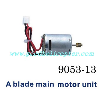 double-horse-9053/9053B helicopter parts main motor A with short shaft