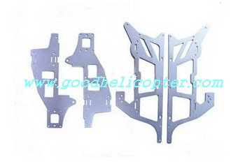 double-horse-9053/9053B helicopter parts metal frame set 4pcs