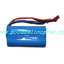 double-horse-9053/9053B helicopter parts battery 7.4V 1300mAh