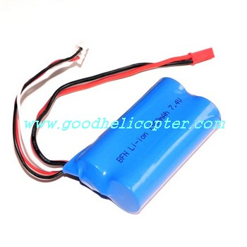 double-horse-9053/9053B helicopter parts battery 7.4V 1500mAh
