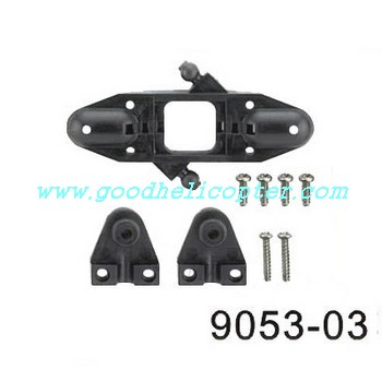 shuangma-9053/9053B helicopter parts upper main blade grip set