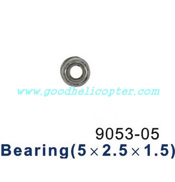 double-horse-9053/9053B helicopter parts small bearing