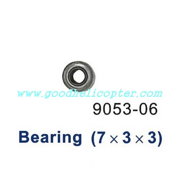 double-horse-9053/9053B helicopter parts middle bearing