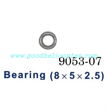 double-horse-9053/9053B helicopter parts big bearing