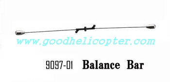double-horse-9097 helicopter parts balance bar