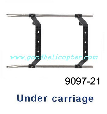 double-horse-9097 helicopter parts undercarriage