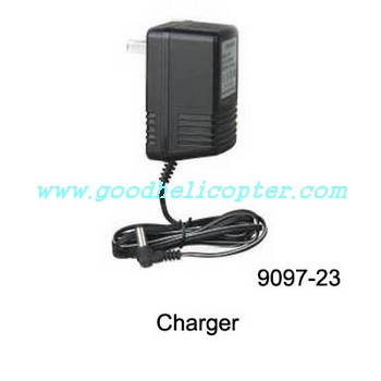 double-horse-9097 helicopter parts charger