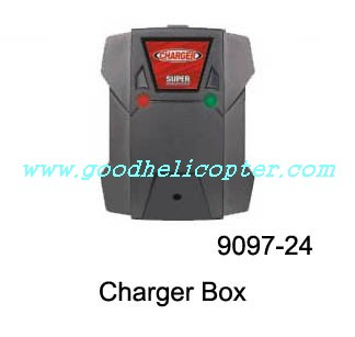 double-horse-9097 helicopter parts balance charger box