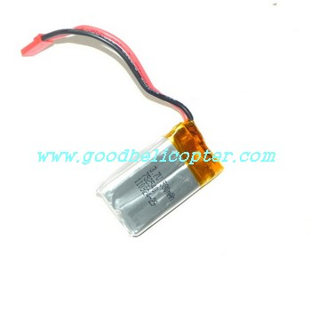 egofly-lt-712 helicopter parts battery 3.7V 580mAh