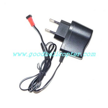 egofly-lt-712 helicopter parts charger directly connection with battery