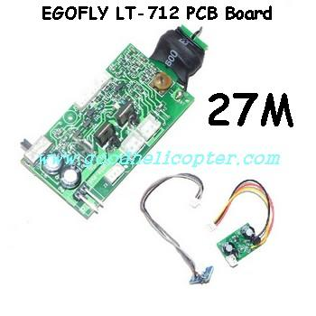 egofly-lt-712 helicopter parts pcb board (27M)