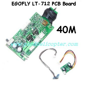 egofly-lt-712 helicopter parts pcb board (40M)