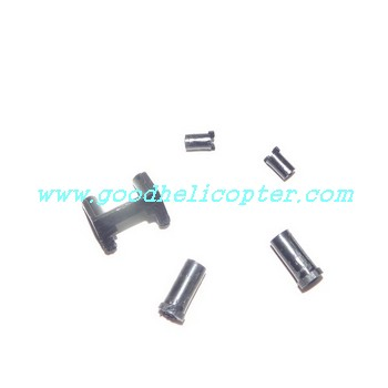 fq777-138/fq777-138a helicopter parts small plastic fixed part 5pcs