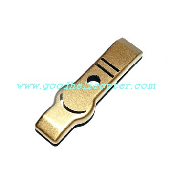 fq777-138/fq777-138a helicopter parts motor cover (golden color)