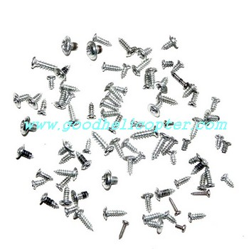 fq777-502 helicopter parts screw pack (used to replace all spare parts of fq777-502 helicopter)