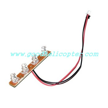fq777-999-fq777-999a helicopter parts LED light board
