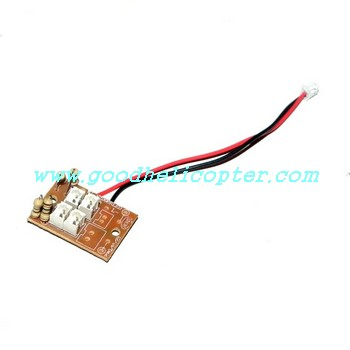 fq777-999-fq777-999a helicopter parts wire board