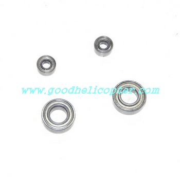 fxd-a68688 helicopter parts bearing set (2pcs big + 2pcs small)