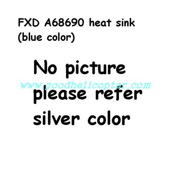 Fxda68690 Helicopter Parts Heat Sink Blue Color P 1746 also Lucky Boy 9961 Spare Parts Screws Pack Set P 9335 also Fq777005 Helicopter Parts Tail Motor P 4306 moreover hobbyflip p458traxxas Qr 1 Motor Clockwise 6235 Tra6235 Quadcopter Parts further Syma S31 Spare Parts Screws Pack Set P 6742. on udi rc helicopter